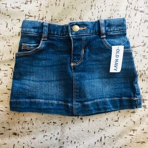 New with tags – Old Navy jeans skirt⭐️